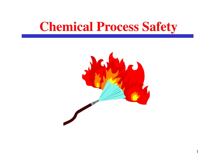 chemical process safety n.