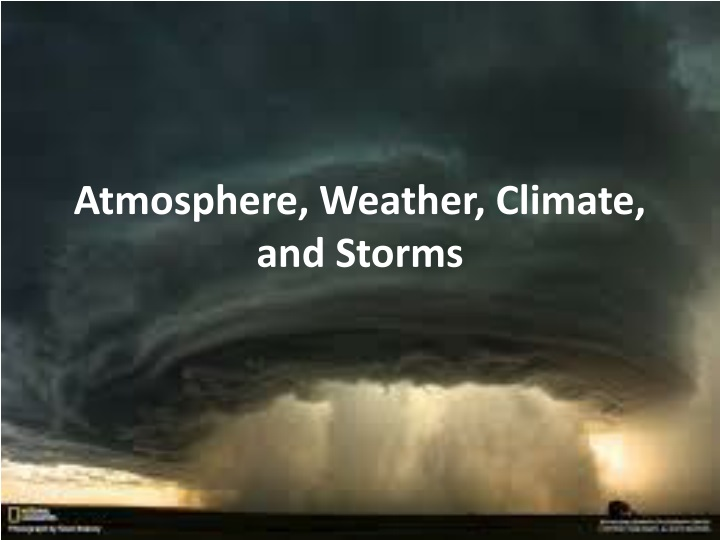 atmosphere weather climate and storms n.
