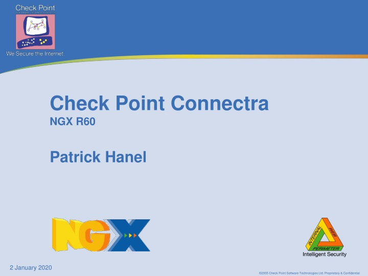 check point connectra ngx r60 n.