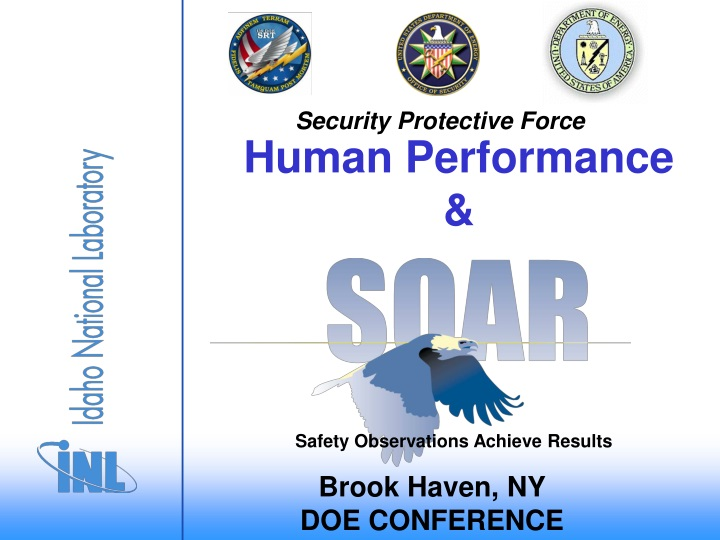 security protective force n.