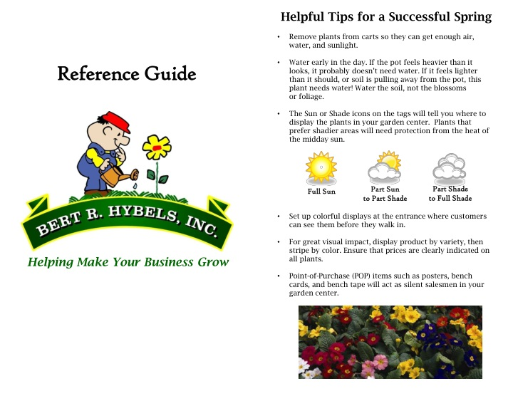 helpful tips for a successful spring n.
