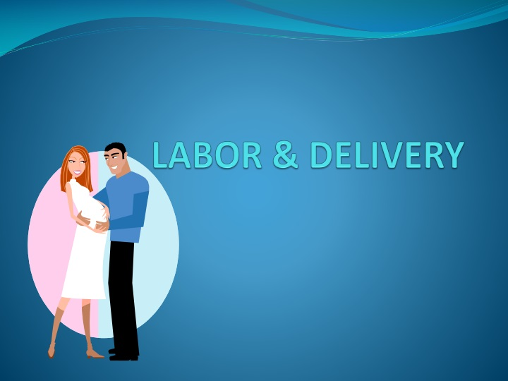 labor delivery n.