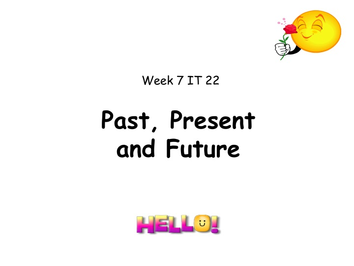 past present and future n.