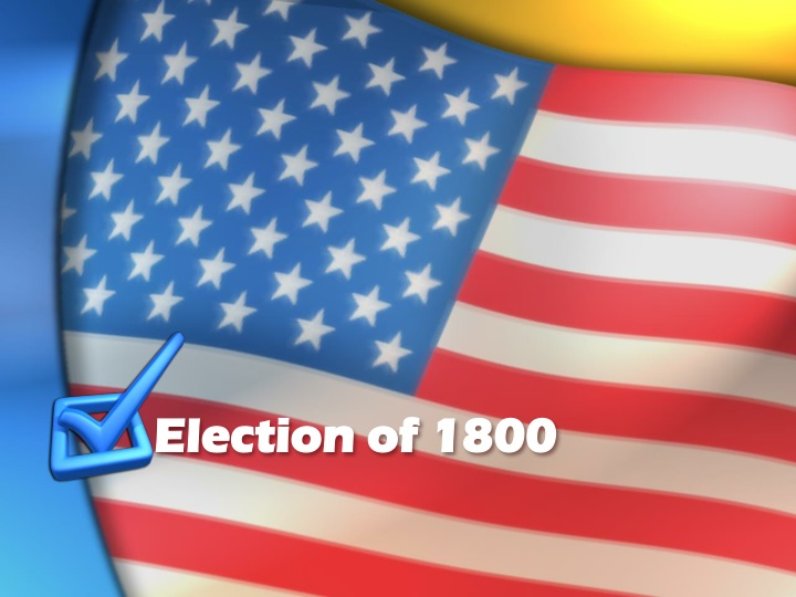election of 1800 n.