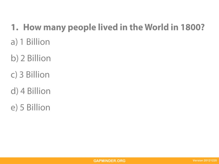 how many people lived in the world in 1800 n.