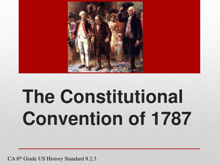 the constitutional convention of 1787 n.