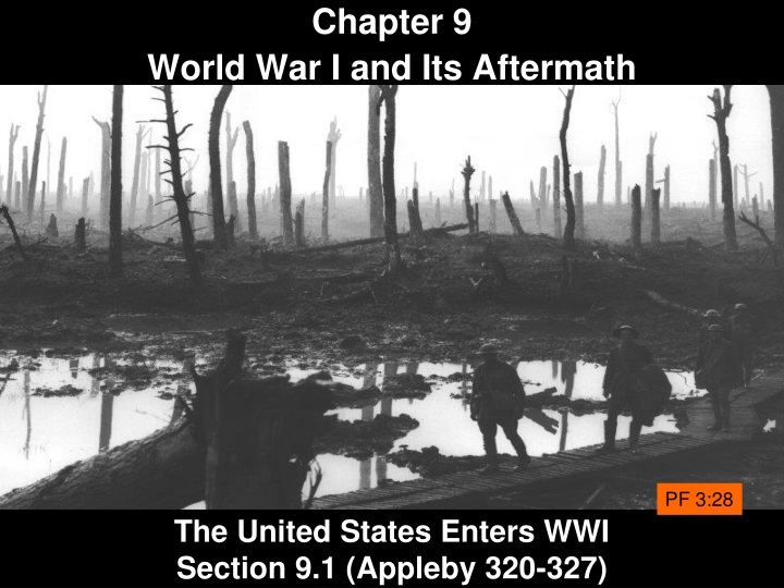 the united states enters wwi section 9 1 appleby 320 327 n.