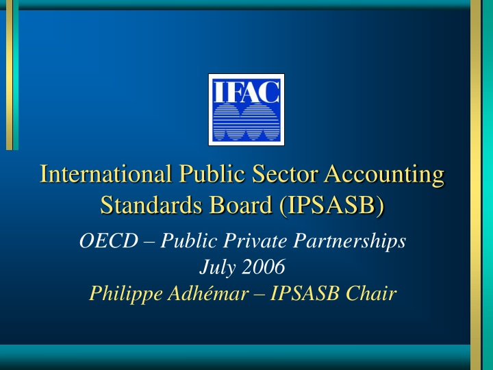 international public sector accounting standards n.
