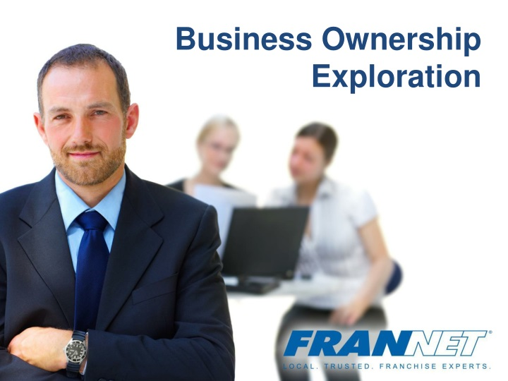 business ownership exploration n.