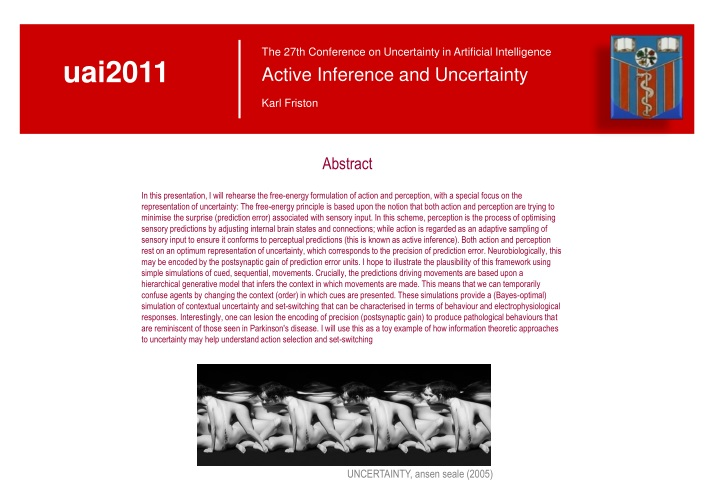 the 27th conference on uncertainty in artificial n.