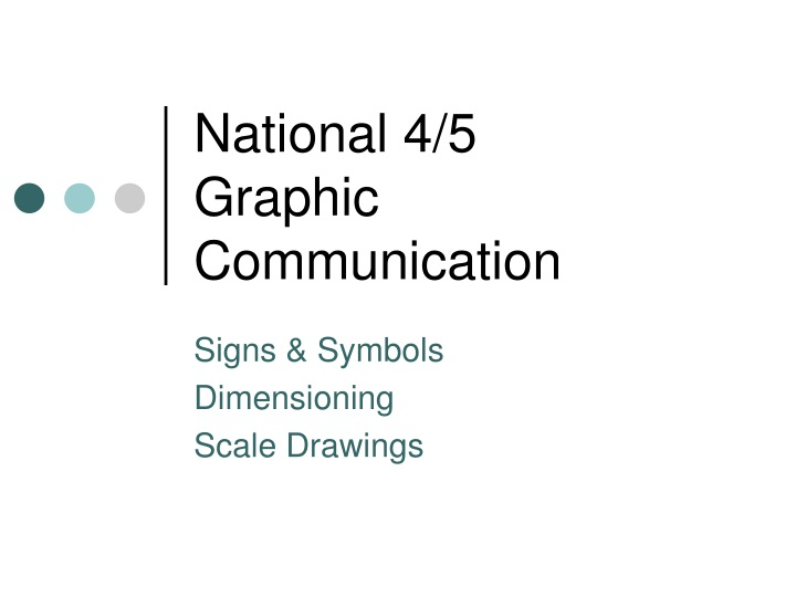 national 4 5 graphic communication n.