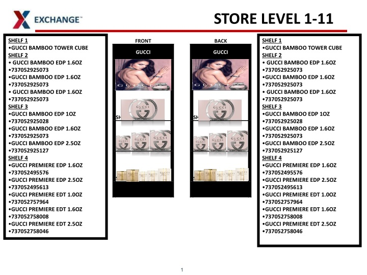 store level 1 11 n.