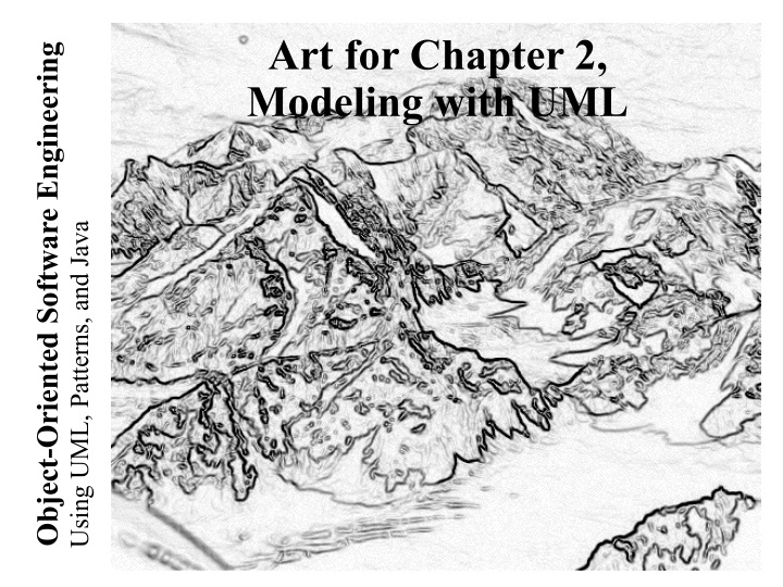 art for chapter 2 modeling with uml n.