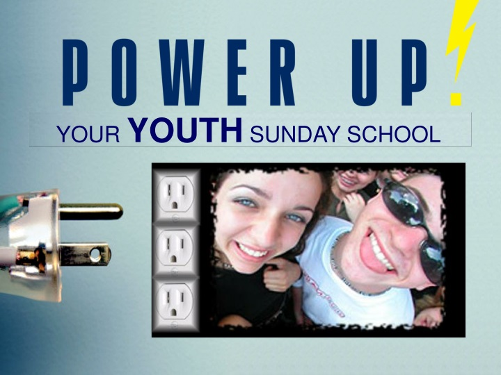 your youth sunday school n.
