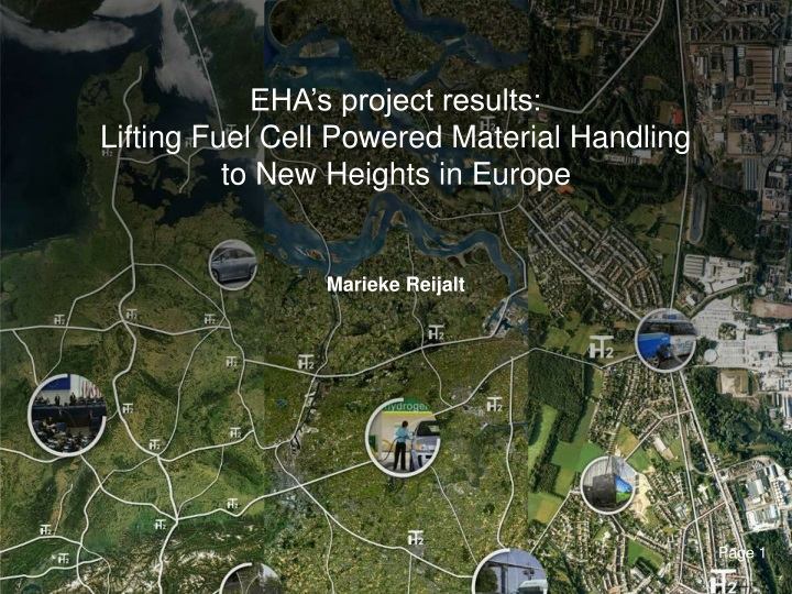 eha s project results lifting fuel cell powered n.