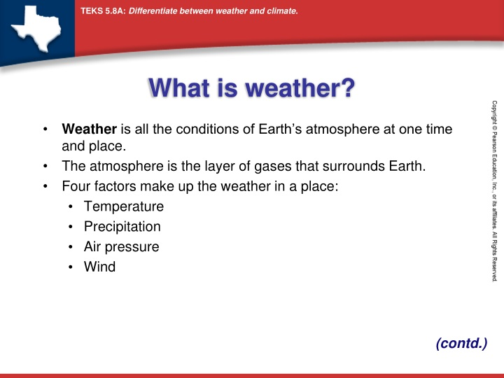 what is weather n.