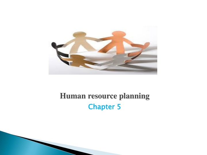 human resource planning chapter 5 n.