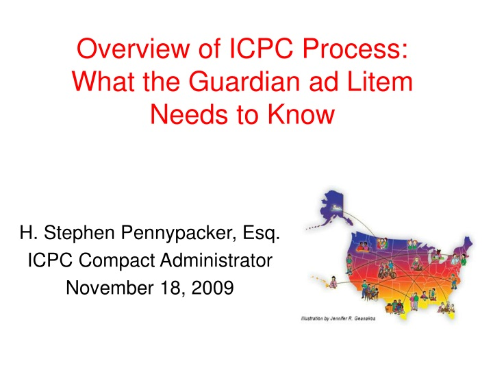 overview of icpc process what the guardian ad litem needs to know n.