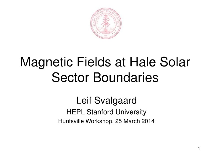 magnetic fields at hale solar sector boundaries n.
