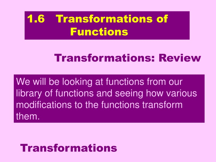 1 6 transformations of functions n.