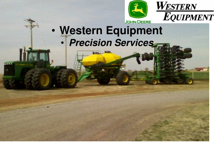 western equipment precision services n.