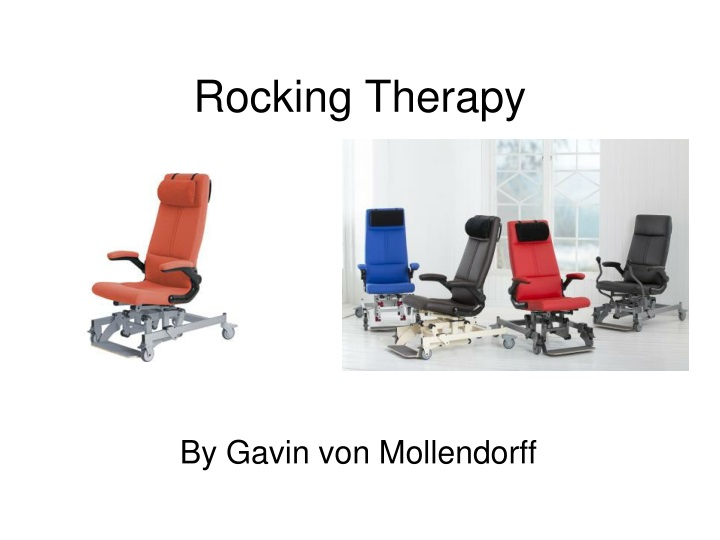 rocking therapy n.