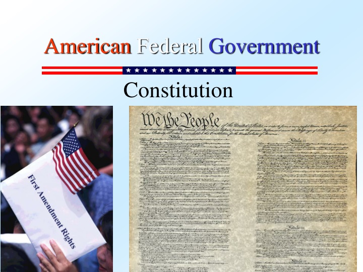 american federal government n.