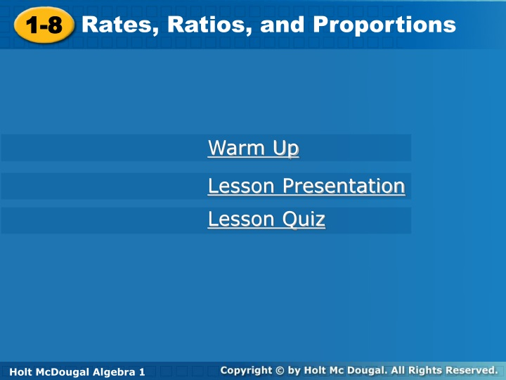 rates ratios and proportions n.