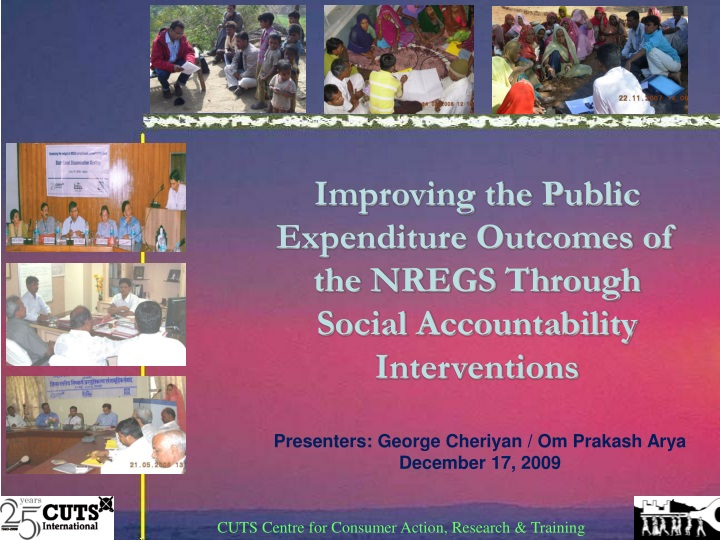 improving the public expenditure outcomes n.