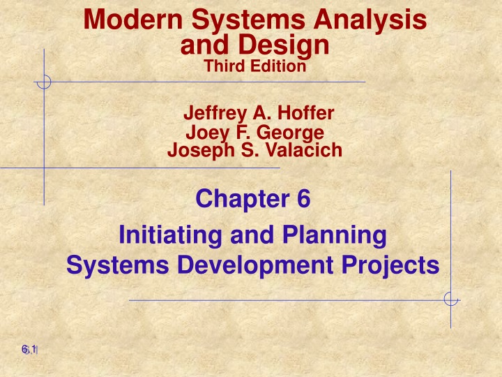 modern systems analysis and design third edition jeffrey a hoffer joey f george joseph s valacich n.