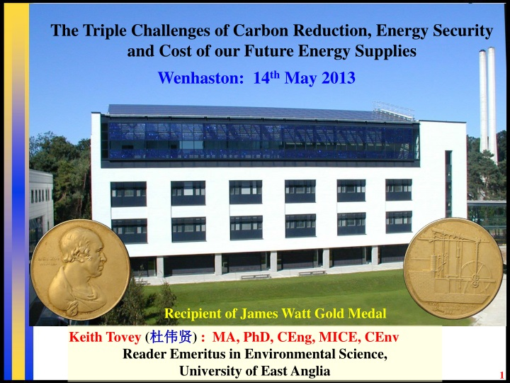 the triple challenges of carbon reduction energy n.