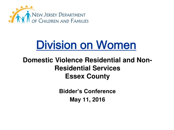 division on women n.