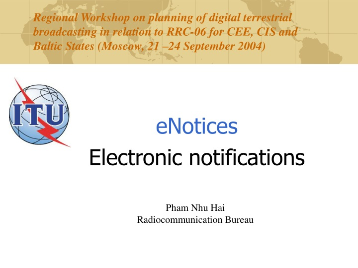 enotices electronic notifications n.