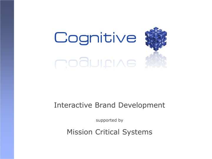 interactive brand development supported n.