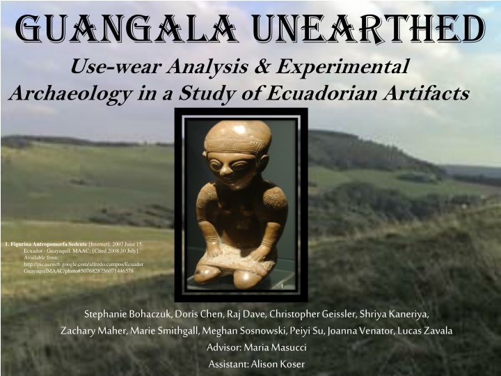 guangala unearthed n.