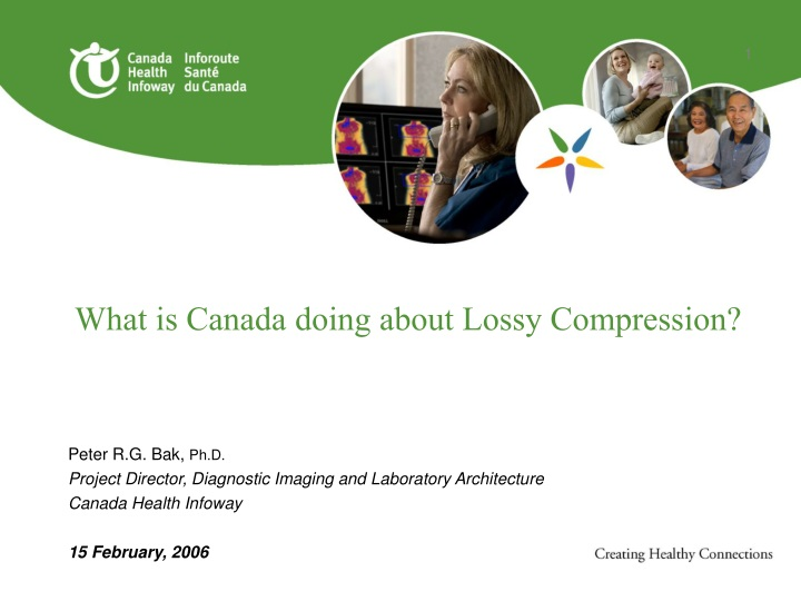 what is canada doing about lossy compression n.