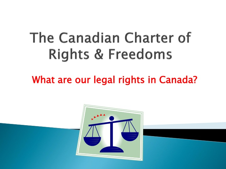 the canadian charter of rights freedoms n.