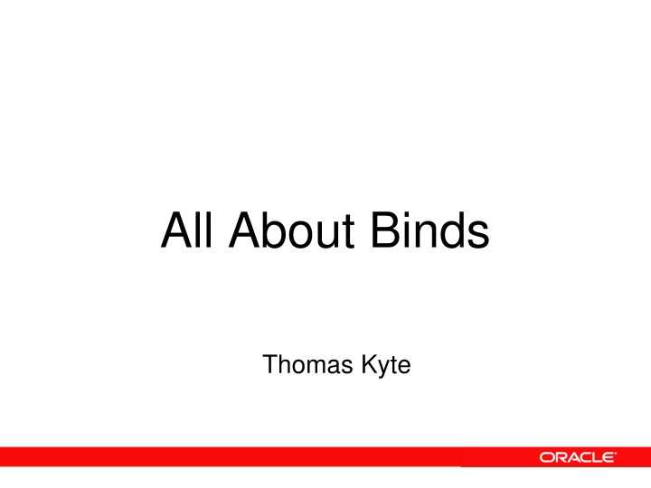 all about binds n.
