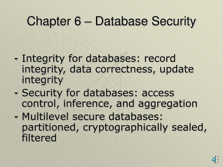 chapter 6 database security n.