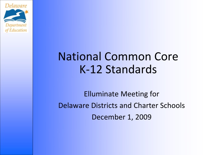 national common core k 12 standards n.