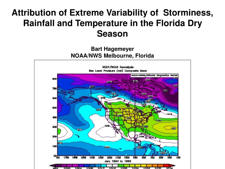 attribution of extreme variability of storminess n.