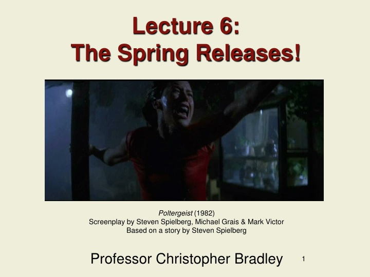 lecture 6 the spring releases n.