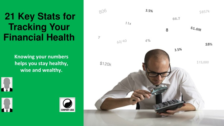 knowing your numbers helps you stay healthy wise n.