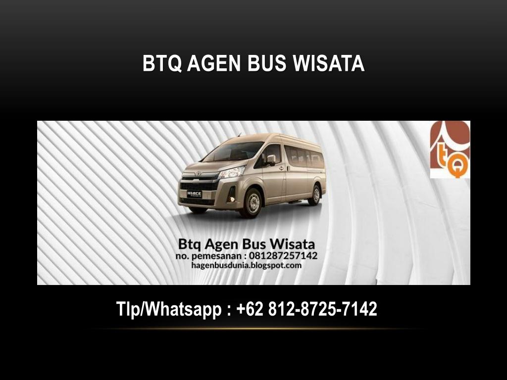 btq agen bus wisata l.