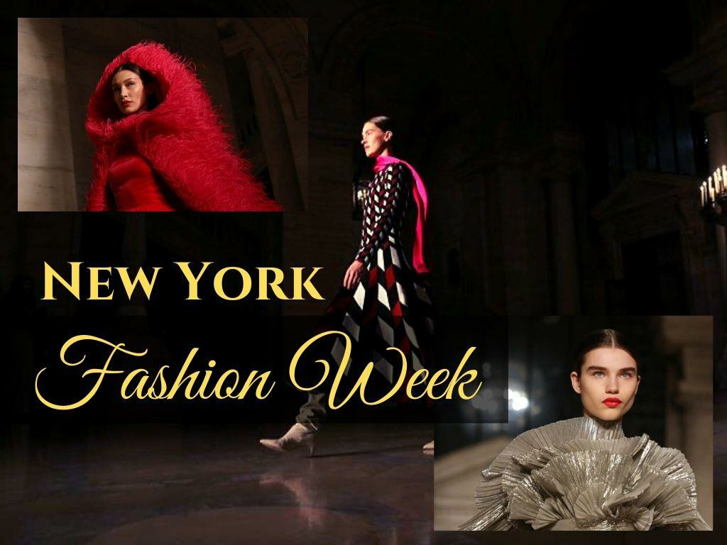 best of new york fashion week l.