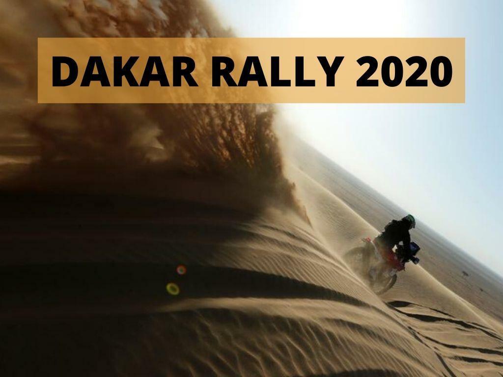 dakar rally 2020 l.