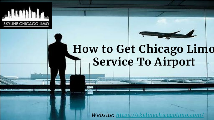 how to get chicago limo service to airport n.