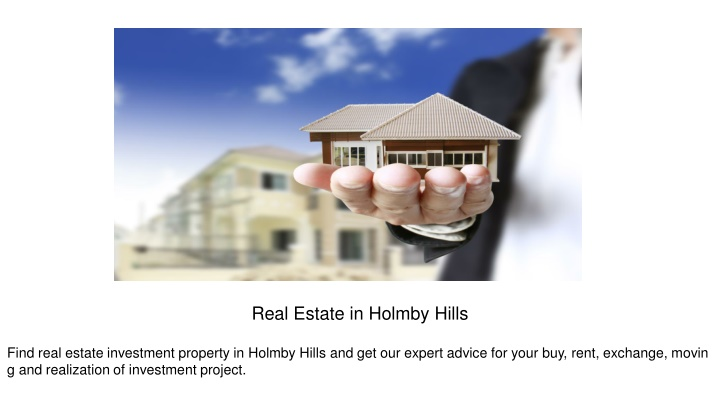 real estate in holmby hills n.