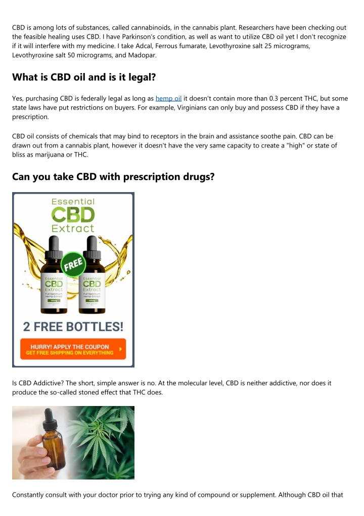 cbd is among lots of substances called n.