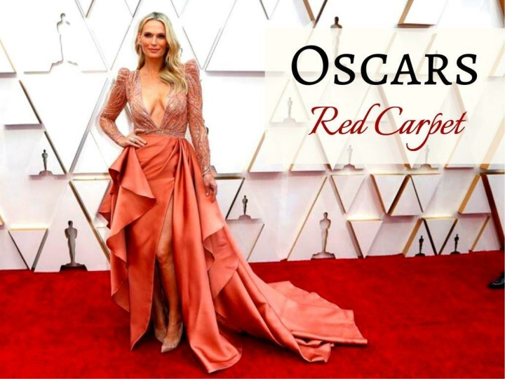 oscars red carpet n.